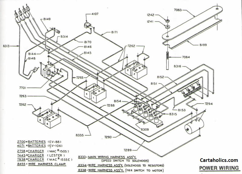 1975-79 club car wiring diagram