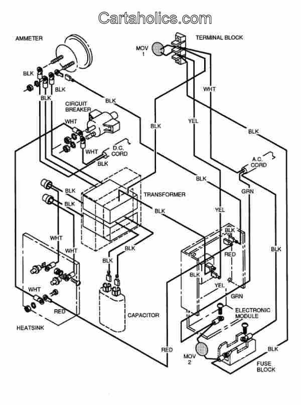 e z go total charge 3 wiring diagram cartaholics golf cart forum Western Golf Cart Wiring Diagram