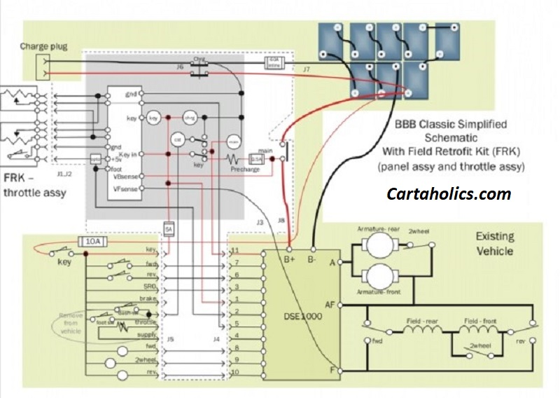 [SCHEMATICS_48IU]  Bad Boy Buggy Wiring Diagram | Cartaholics Golf Cart Forum | Detailed Wiring Diagram Throttle |  | Cartaholics Golf Cart Forum